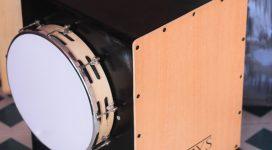 Giới thiệu dòng trống Cajon chuyên dòng nhạc Bolero Arys-X1